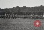 Image of Second Division France, 1918, second 4 stock footage video 65675021512