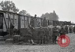 Image of United States troops La Cheppe France, 1918, second 4 stock footage video 65675021514