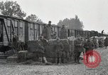 Image of United States troops La Cheppe France, 1918, second 5 stock footage video 65675021514