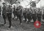 Image of decoration ceremony France, 1918, second 7 stock footage video 65675021516
