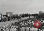 Image of 58th and 77th Field Artillery Division France, 1918, second 9 stock footage video 65675021517