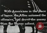 Image of Marne Operation France, 1918, second 3 stock footage video 65675021521