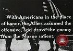Image of Marne Operation France, 1918, second 4 stock footage video 65675021521