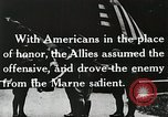 Image of Marne Operation France, 1918, second 7 stock footage video 65675021521