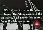 Image of Marne Operation France, 1918, second 11 stock footage video 65675021521