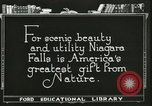 Image of Niagara Falls United States USA, 1921, second 4 stock footage video 65675021527