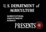 Image of American agriculture United States USA, 1941, second 2 stock footage video 65675021568