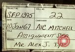 Image of United States Airmen Saigon Vietnam, 1967, second 7 stock footage video 65675021596