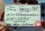 Image of United States airmen Vietnam, 1967, second 2 stock footage video 65675021605