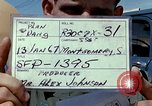 Image of United States airmen Vietnam, 1967, second 5 stock footage video 65675021605