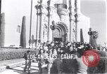 Image of Protestant funeral service Los Angeles California USA, 1963, second 5 stock footage video 65675021635