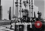 Image of Protestant funeral service Los Angeles California USA, 1963, second 6 stock footage video 65675021635