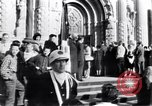 Image of Protestant funeral service Los Angeles California USA, 1963, second 11 stock footage video 65675021635