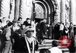 Image of Protestant funeral service Los Angeles California USA, 1963, second 12 stock footage video 65675021635