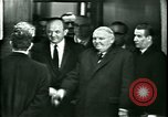 Image of President Heinrich Lubke Dulles Virginia USA, 1963, second 12 stock footage video 65675021647