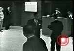Image of President Zalman Shazar Dulles Virginia USA, 1963, second 4 stock footage video 65675021648