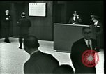 Image of President Zalman Shazar Dulles Virginia USA, 1963, second 7 stock footage video 65675021648