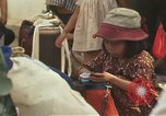 Image of Civilian evacuation Kontum Vietnam, 1972, second 9 stock footage video 65675021671