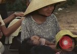 Image of Civilian evacuation Kontum Vietnam, 1972, second 10 stock footage video 65675021671