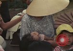 Image of Civilian evacuation Kontum Vietnam, 1972, second 11 stock footage video 65675021671