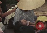 Image of Civilian evacuation Kontum Vietnam, 1972, second 12 stock footage video 65675021671
