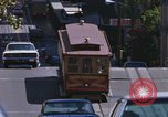 Image of trolleys San Francisco California USA, 1968, second 3 stock footage video 65675021685