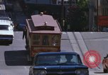 Image of trolleys San Francisco California USA, 1968, second 5 stock footage video 65675021685
