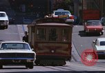 Image of trolleys San Francisco California USA, 1968, second 12 stock footage video 65675021685