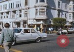 Image of Hippies San Francisco California USA, 1968, second 10 stock footage video 65675021690