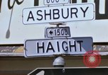 Image of Haught-Ashbury hippies San Francisco California USA, 1968, second 5 stock footage video 65675021691