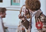 Image of Hippies San Francisco California USA, 1968, second 9 stock footage video 65675021692