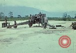 Image of M114 155MM howitzer Vietnam, 1971, second 11 stock footage video 65675021697