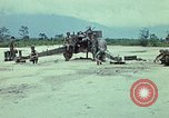 Image of M114 155MM howitzer Vietnam, 1971, second 12 stock footage video 65675021697