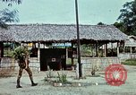 Image of military training Vietnam, 1971, second 8 stock footage video 65675021700