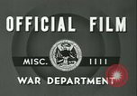 Image of Signal Corps European Theater, 1943, second 10 stock footage video 65675021719