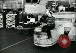 Image of Signal Corps shipping war material World War 2 Atlantic Ocean, 1943, second 3 stock footage video 65675021721
