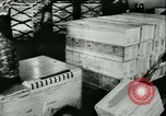 Image of Signal Corps shipping war material World War 2 Atlantic Ocean, 1943, second 5 stock footage video 65675021721