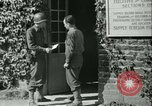 Image of First Army Signal Service message coding and decoding France, 1944, second 10 stock footage video 65675021725