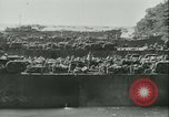 Image of World War II amphibious assault in Pacific Pacific Theater, 1944, second 12 stock footage video 65675021727