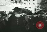 Image of Romanian agricultural exhibits Sibiu Romania, 1942, second 4 stock footage video 65675021777