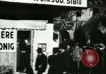 Image of Romanian agricultural exhibits Sibiu Romania, 1942, second 10 stock footage video 65675021777