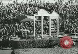 Image of Horse race at Auteuil Racecourse Paris France, 1942, second 2 stock footage video 65675021780