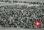 Image of Horse race at Auteuil Racecourse Paris France, 1942, second 4 stock footage video 65675021780