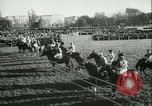 Image of Horse race at Auteuil Racecourse Paris France, 1942, second 7 stock footage video 65675021780