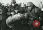 Image of Italian troops deploy in World War 2 Italy, 1942, second 5 stock footage video 65675021782