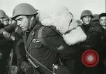 Image of Italian troops deploy in World War 2 Italy, 1942, second 8 stock footage video 65675021782