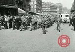 Image of Allied prisoners Paris France, 1944, second 4 stock footage video 65675021797