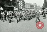 Image of Allied prisoners Paris France, 1944, second 8 stock footage video 65675021797
