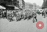 Image of Allied prisoners Paris France, 1944, second 9 stock footage video 65675021797