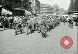 Image of Allied prisoners Paris France, 1944, second 10 stock footage video 65675021797